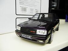 1:18 OTTO MOBILE VW Polo Coupe G40 Genesis Limited Edi. NEU NEW