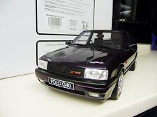 1:18 OTTO MOBILE VW Polo Coupe G40 Genesis Limited Edi. NEU NEW