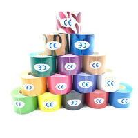 5m Kinesiology Tape Athletic Muscle Support Sport Physio Therapeutic Tape Up