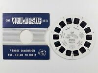 Bad Reichenhall Bavaria - Germany - Vintage View-Master Single Reel Number 1508