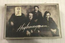 "Cash, Kristofferson, Jennings & Nelson ""Highwayman 2"" Tape Cassette - Unplayed"