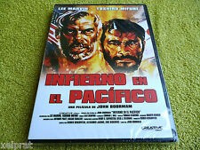 INFIERNO EN EL PACIFICO / HELL IN THE PACIFIC - John Boorman 1967 - Precintada