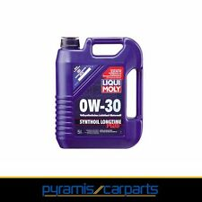 NUOVO 1x LIQUI MOLY Synthoil Longtime PLUS 0 w-30 - OLIO MOTORE 5 L 1151 (eur18, 25/l)