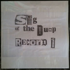 Stig of the Dump - Record 1 (Lewis Recordings) Vinyl LP New & Sealed
