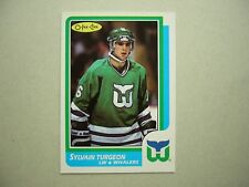 1986/87 O-PEE-CHEE NHL HOCKEY CARD #103 SYLVAIN TURGEON NM+ SHARP!! 86/87 OPC
