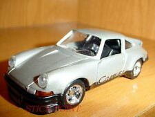 PORSCHE 911 CARRERA SILVER 1:43 MINT!!! -WITH BOX-