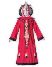Star Wars Niños Reina Amidala Disfraz Estilo 1, m, la edad de 5 - 7, altura 142 - 152cm