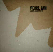 Pearl Jam – Vancouver, Canada - May 30th 2003 - SEALED - 2CD