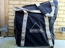 BROMPTON B-BAG TRANSPORT TRAVEL CARRIER STORAGE BAG - WORLDWIDE P&P