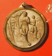 MEDAGLIA VINTAGE CORSA CAMPESTRE Medal Country Race Medalla de carrera a campo