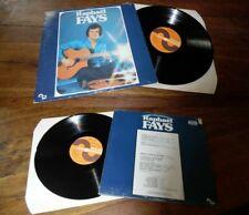 RAPHAEL FAYS - Same LP ORG french Press Sonopresse Gypsy Jazz