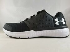 Under Armour Micro G Fuel RN Men's Running Shoe 1285670 001 Size 11.5