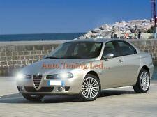 ALFA ROMEO 156 GIUGIAR COPPIA LAMPADE H7 BLUE XENON BIANCO ANABBAGLIANTE 55W 12V