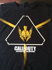 Call Of Duty Advanced Warfare BLACK  T-shirt Size S