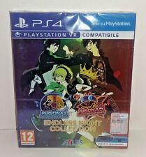 Persona Endless Night Collection PS4 NUOVO SIGILLATO