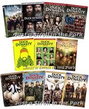 Duck Dynasty: Complete TV Series Seasons 1 2 3 4 5 6 7 8 9 10 11 Box/DVD Set(s)