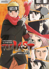 DVD Naruto Movie 10 : The Last Movie (  with English Subtitle )