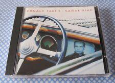 Donald Fagen - Kamakiriad - Scarce Mint 1993 Blue Face Cd Album - Steely Dan