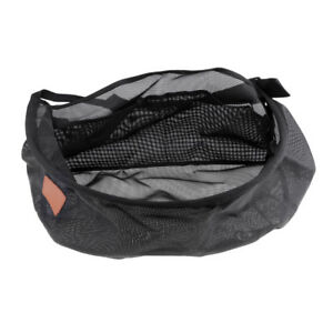 Fly Fishing Stripping Basket with Waist Belt for Line Casting, Line Tray