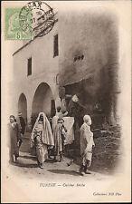 TUNISIE - Cuisine Arabe (ND.9)
