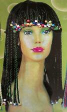 **NEW Lady black Dreadlocks Beaded Rasta wig/wigs - Halloween/Party/Costume