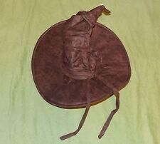 Elfenhut Yosemite waldfee elfenkostüm once Santa Claus secreto la edad media sombrero bruja marrón