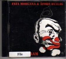 (CX239) Fata Morgana & Afors Byalag, Puss & Kram- 1994 CD