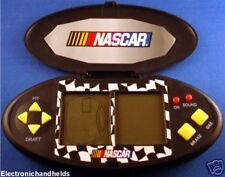 NASCAR RACING ELECTRONIC HANDHELD TRAVEL LCD TOY GAME