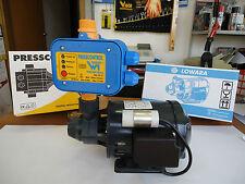 Kit Autoclave elettropompa Lowara + presscontrol regolatore di pressione 1.5 bar