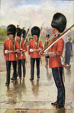 Harry Payne Military in Tuck Series 8625. The Scots Guards. The Relief.
