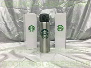 Starbucks 16 oz Stainless Steel Coffee Travel Tumbler Mug Thermos Flask Canteen