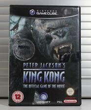 PETER JACKSON'S KING KONG - NINTENDO GAMECUBE - PAL - NEW