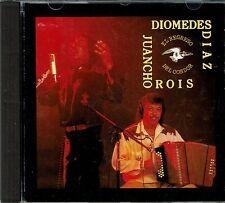 Diomedes Diaz Juancho Rois El Regreso del Condor BRAND  NEW SEALED  CD