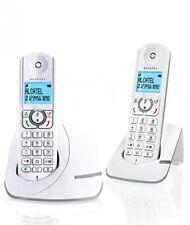 Alcatel F390 Duo Schnurlostelefonset mit 2 Hu00f6rern - Plug-Type C (EU)