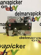 2008 Upper Deck SP Signature Edition Football   Sealed Box 1 Rookie Auto Per Box