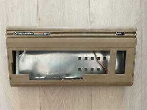 Original Commodore 64 C64 Computer Case Shell, West Germany, Commodore Logo
