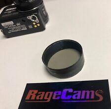 UV-CPL-ND4-ND8 4pc Glas Filter Objektivschutz Kappen für Nikon KeyMission170 Cam