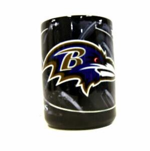 Officially Licensed NFL Baltimore Ravens Team Rally Coffee Mug, 15 oz