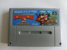 SUPER DONKEY KONG 2 / Nintendo SNES Super Famicom Japan F/S A0100