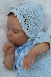 *PBN* YVONNE ETHERIDGE REBORN BABY DOLL SCULPT NEVAEH BY CASSIE BRACE 0121