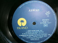 "MAXI 12"" ASWAD Best of my love .. 878937 1"