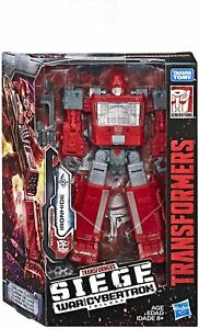 Transformers Ironhide WFC-S21 War for Cybertron Siege Chapter Action Figure