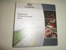 2011 Kia Motors Engine Management System Diagnosis BINDER FACTORY OEM BOOK 11