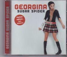 Georgina Verbaan-Sugar Spider cd album without stickers