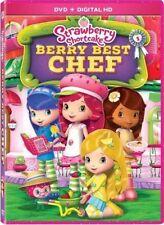 Strawberry Shortcake Berry Best Chef DVD Sealed
