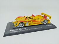 MINICHAMPS 1/43 - PORSCHE RS SPYDER Le Mans GP of Long Beach 2007 400076607