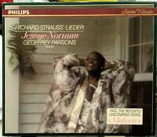 Richard Georg Strauss, Lieder (Norman / Parsons), Ed. Philips