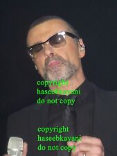 8x6 Photo 15 George Michael Royal Albert Hall Symphonica Concert Photo Oct 2011
