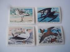 Brazil Scott# 2001-4. Birds in Marinho dos Abrolhos National Park.  Mint NH.