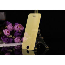 ORIGINALE Anti-Spy Smart in vetro temperato GOLD Apple iPhone 6 / 6S 4,7 ""